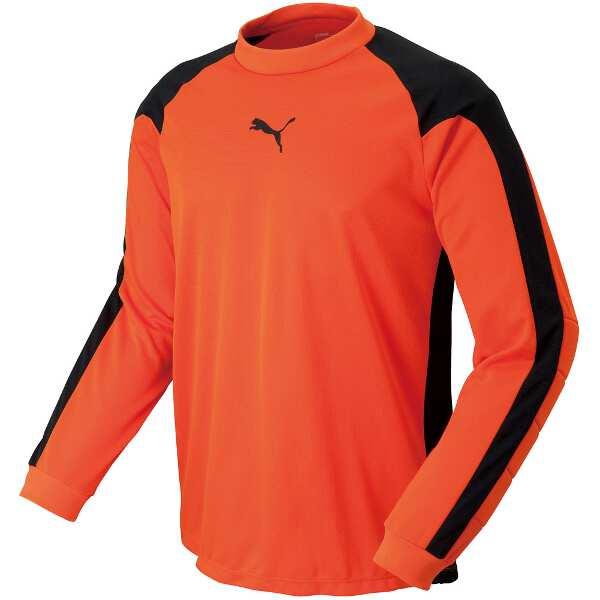 GKシャツ [カラー:オレンジ×ブラック] [サイズ:XO] #903303-04