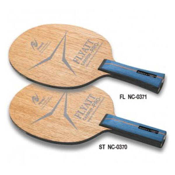 【ニッタク】 フライアットCBプロ ST 卓球ラケット #NC-0370 【スポーツ・アウトドア:卓球:ラケット】【NITTAKU】
