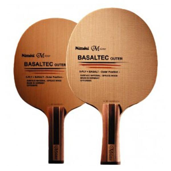 【ニッタク】 バサルテックアウター3D FL 卓球ラケット #NC-0379 【スポーツ・アウトドア:卓球:ラケット】【NITTAKU】