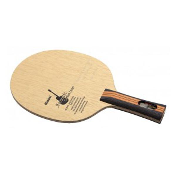 【ニッタク】 アコーカーボンインナ― FL 卓球ラケット #NC-0403 【スポーツ・アウトドア:卓球:ラケット】【NITTAKU】