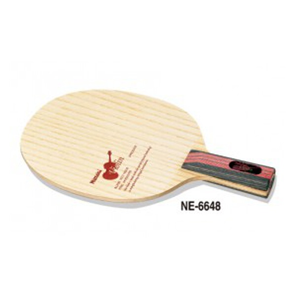 【ニッタク】 バイオリン C 卓球ラケット #NE-6648 【スポーツ・アウトドア:卓球:ラケット】【NITTAKU】