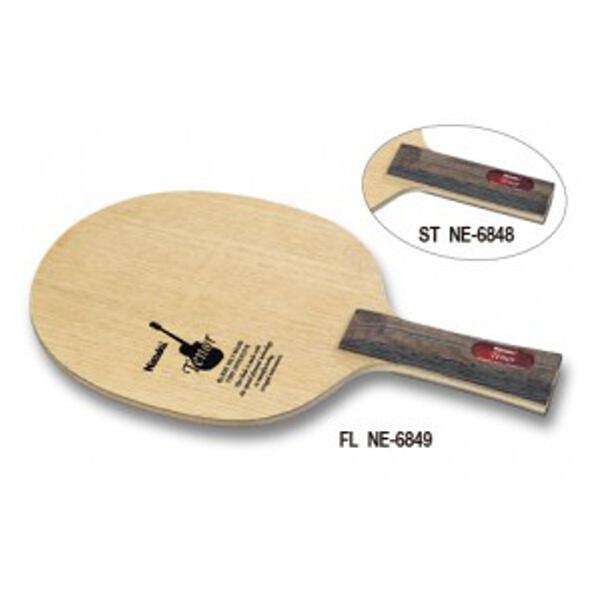 【ニッタク】 テナ― ST 卓球ラケット #NE-6848 【スポーツ・アウトドア:卓球:ラケット】【NITTAKU】