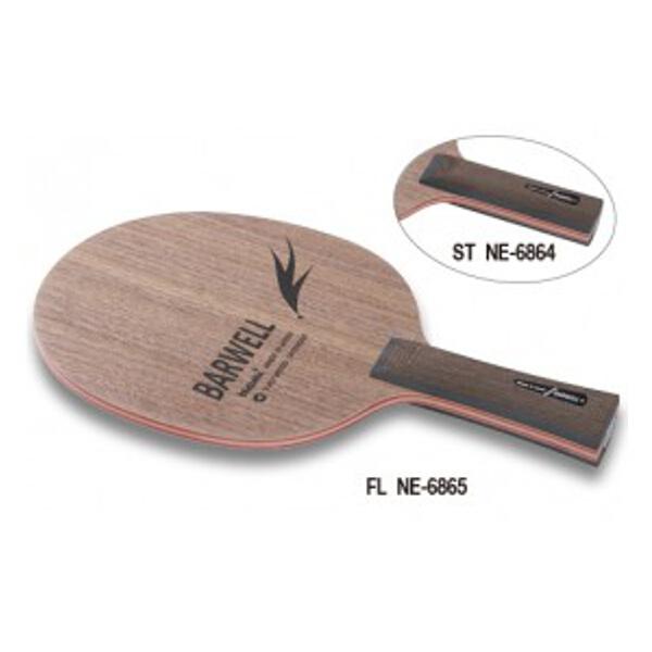 【ニッタク】 バーウェル FL 卓球ラケット #NE-6865 【スポーツ・アウトドア:卓球:ラケット】【NITTAKU】