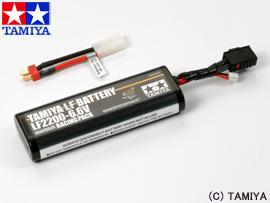 【タミヤ】 タミヤ LFバッテリーLF2200-6.6Vレーシングパック 【玩具:ラジコン:バッテリー・充電器】【バッテリー・充電器】【TAMIYA】
