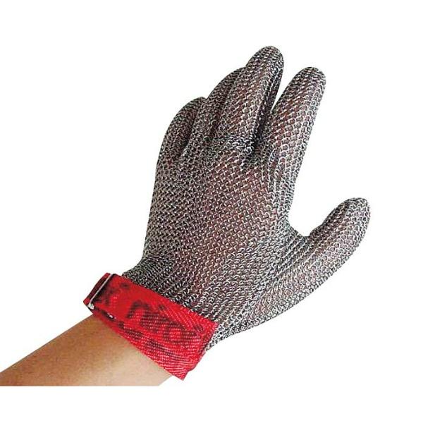 【ニロフレックス】 ニロフレックス メッシュ手袋(1枚) L ステンレス 【キッチン用品:雑貨:キッチン用手袋】【ニロフレックス メッシュ手袋(1枚) ステンレス】【NIROFLEX】