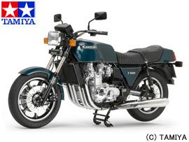 1/6오토바이 시리즈 No. 19 카와사키 Z1300