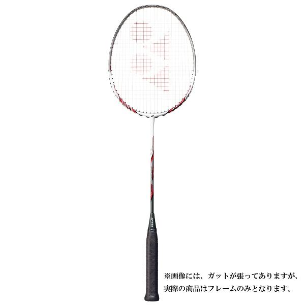 【ヨネックス】 バドミントンラケット ナノレイ250(ガットなし) [カラー:ホワイト×レッド] [サイズ:4U5] #NR250-114 【スポーツ・アウトドア:バドミントン:ラケット】【YONEX】