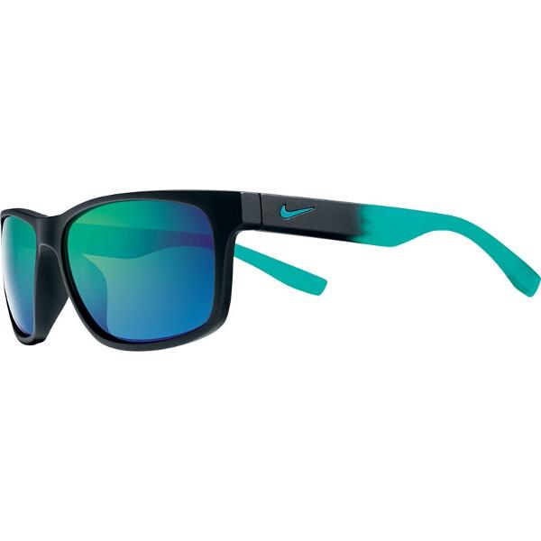 【ナイキ】 CRUISER R スポーツサングラス [カラー:マットブラック×ターボグリーンフェイト] #EV0835-003 【スポーツ・アウトドア:スポーツウェア・アクセサリー:スポーツサングラス】【NIKE】