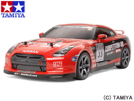 【タミヤ】 1/10 電動RCカ― No.466 MOTUL NISMO GT-R 十勝24時間レース仕様 (TA05Ver.IIシャーシ) 【玩具:ラジコン:オンロードカー:組み立てキット】【1/10RC ツーリングカー】【TAMIYA MOTUL NISMO GT-R TOKACHI 24Hours Race (TA05Ver.II CHASSIS)】