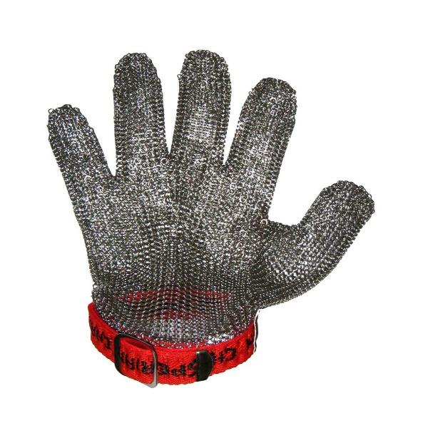 【江部松商事】 左右兼用くさり 手袋(1枚) 【キッチン用品:雑貨:キッチン用手袋】【EBEMATU SYOUJI】