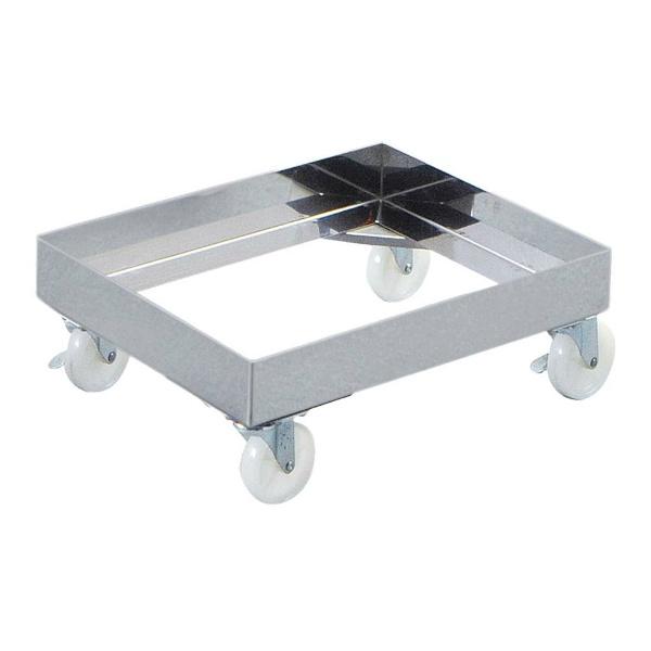 【江部松商事】 EBM SUS442 角型キャリ― 310 420 (310×420×H60) 【キッチン用品:調理機器:厨房機器】【EBM SUS442 角型キャリー】【EBEMATU SYOUJI】