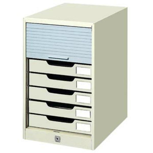 【コクヨ】 コクヨ シャッターケース SC-7M A4 7段 【インテリア・寝具・収納:オフィス家具:オフィス収納:書類収納】【コクヨ】【KOKUYO】