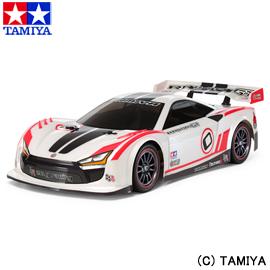 【5%offクーポン(要獲得) 12/11 9:59まで】 1/10 電動RCカー No.626 ライキリGT (TT-02シャーシ) 【タミヤ: 玩具 ラジコン オンロードカー】【TAMIYA 1/10 RAIKIRI GT (TT-02 CHASSIS)】