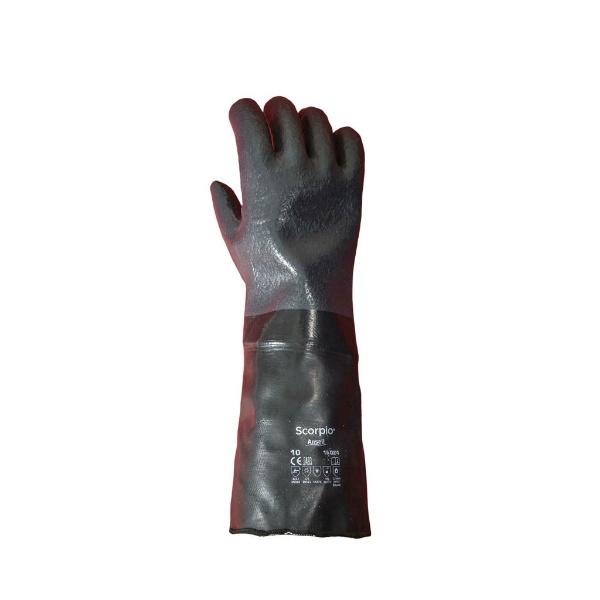 【東和コーポレーション】 耐油・耐熱用手袋 スコーピオ ショート 19-024 (1双) M 【キッチン用品:雑貨:キッチン用手袋】【耐油・耐熱用手袋 スコーピオ ショート 19-024 (1双)】【TOWA CORPORATION】