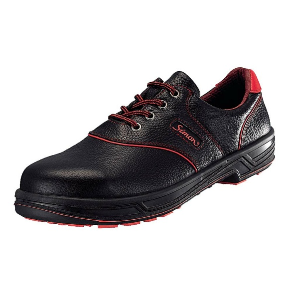 【シモン】 安全靴 シモンライト SL11-R 黒/赤 26cm 【日用品・生活雑貨:DIY:日曜大工・作業用品:作業用品:安全靴】【安全靴 シモンライト SL11-R 黒/赤】【SIMON】