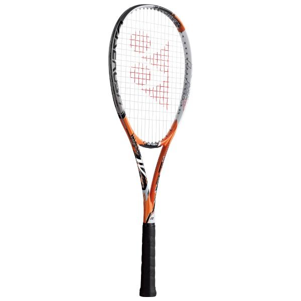 【500円クーポン(要獲得) 11/22 9:59まで】 【送料無料】 テニスラケット(ソフトテニス用) レーザーラッシュ 1V [カラー:オレンジ] [サイズ:XFL0] #LR1V-005 【ヨネックス: スポーツ・アウトドア テニス ラケット】【YONEX】