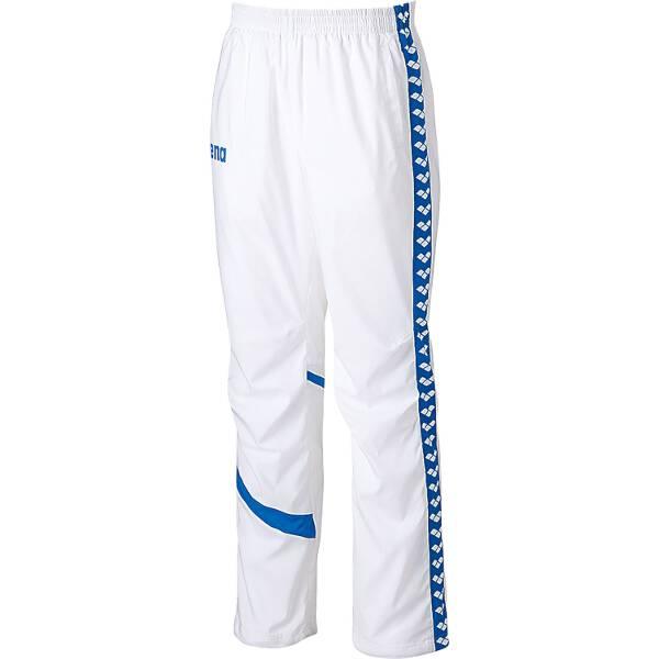 【アリーナ】 ウィンドロングパンツ [サイズ:S] [カラー:ホワイト] #ARN-6301P-WHT 【スポーツ・アウトドア:スポーツ・アウトドア雑貨】【ARENA】