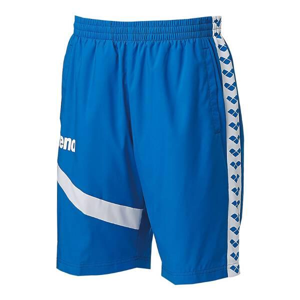 【アリーナ】 ウィンドハーフパンツ [サイズ:M] [カラー:ブルー] #ARN-6302P-BLU 【スポーツ・アウトドア:その他雑貨】【ARENA】