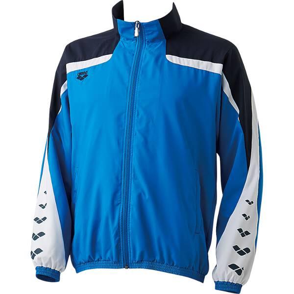 【アリーナ】 ウィンドジャケット [サイズ:O] [カラー:ブルー] #ARN-6310-BLU 【スポーツ・アウトドア:その他雑貨】【ARENA】