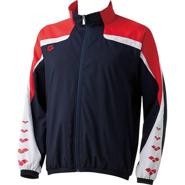 【アリーナ】 ウィンドジャケット [サイズ:XO] [カラー:ダークネイビー] #ARN-6310-DNY 【スポーツ・アウトドア:その他雑貨】【ARENA】
