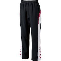 【アリーナ】 ウィンドロングパンツ [サイズ:M] [カラー:ブラック×ピンク] #ARN-6311P-BKPK 【スポーツ・アウトドア:その他雑貨】【ARENA】