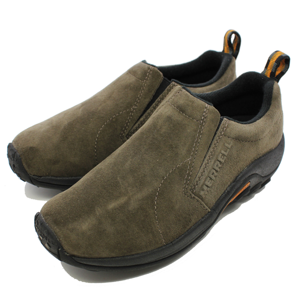 【メレル】 メレル ウィメンズ ジャングルモック [サイズ:23.5cm (US6.5)] [カラー:ガンスモーク] #J60788 【靴:レディース靴:スニーカー】【J60788】【MERRELL JUNGLE WOMENS MOC GUNSMOKE】