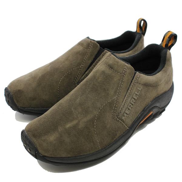【メレル】 メレル ウィメンズ ジャングルモック [サイズ:25cm (US8)] [カラー:ガンスモーク] #J60788 【靴:レディース靴:スニーカー】【J60788】【MERRELL JUNGLE WOMENS MOC GUNSMOKE】