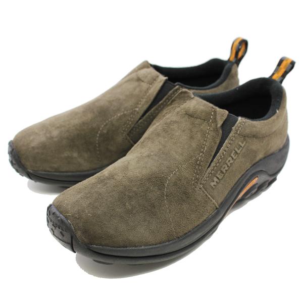 【メレル】 メレル ジャングルモック [サイズ:27cm (US9)] [カラー:ガンスモーク] #J60787 【靴:メンズ靴:スニーカー】【J60787】【MERRELL JUNGLE MOC GUNSMOKE】