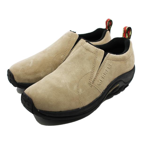 【メレル】 メレル ウィメンズ ジャングルモック [サイズ:24.5cm (US7.5)] [カラー:トープ] #J60802 【靴:レディース靴:スニーカー】【J60802】【MERRELL JUNGLE WOMENS MOC TAUPE】