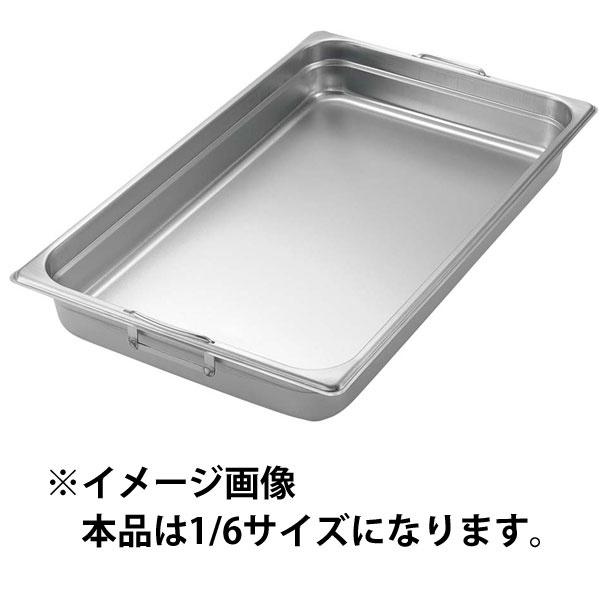 18-8 テーブルパン2 フック(取手)付 1/6 65mm :ビューティーファクトリー