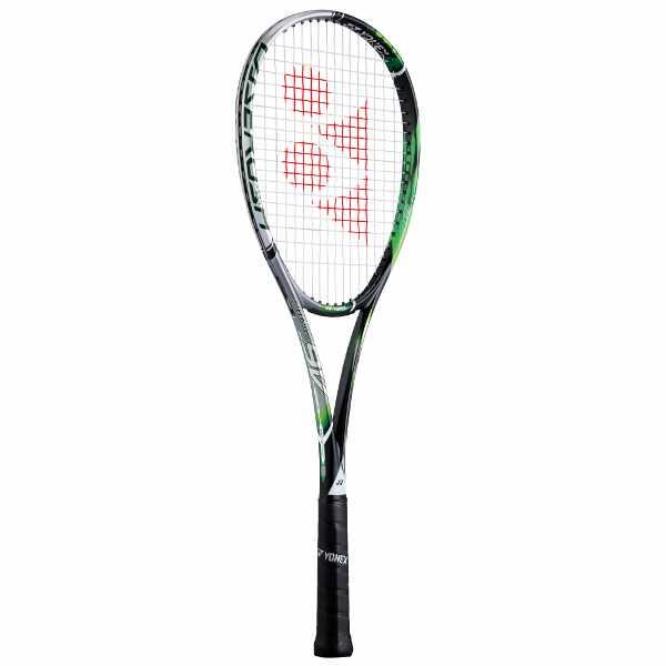 【1500円以上購入で200円クーポン(要獲得) 11/14 9:59まで】 【送料無料】 テニスラケット(ソフトテニス用) レーザーラッシュ 9V(ガットなし) [サイズ:UL2] [カラー:ブライトグリーン] #LR9V-133 【ヨネックス: スポーツ・アウトドア テニス ラケット】【YONEX】