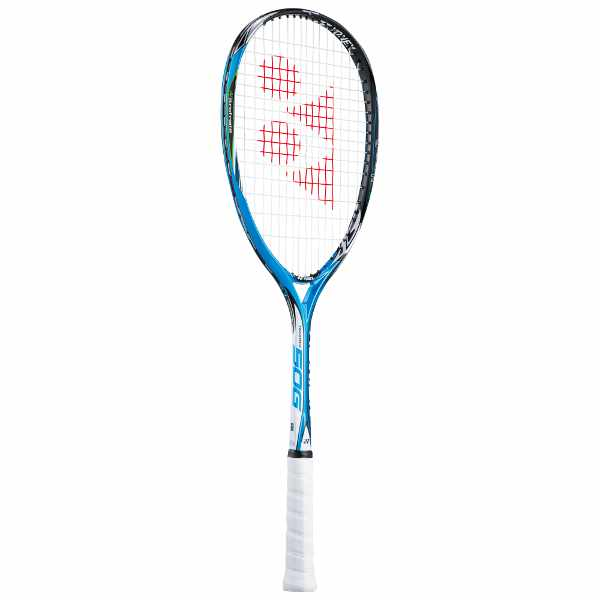 【1500円以上購入で200円クーポン(要獲得) 11/14 9:59まで】 【送料無料】 テニスラケット(ソフトテニス用) ネクシーガ50G(ガットなし) [カラー:ブライトブルー] [サイズ:UXL0] #NXG50G-576 【ヨネックス: スポーツ・アウトドア テニス ラケット】【YONEX】
