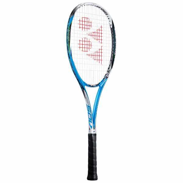 【ヨネックス】 テニスラケット(ソフトテニス用) ネクシーガ50V(ガットなし) [カラー:ブライトブルー] [サイズ:UL0] #NXG50V-576 【スポーツ・アウトドア:テニス:ラケット】【YONEX】