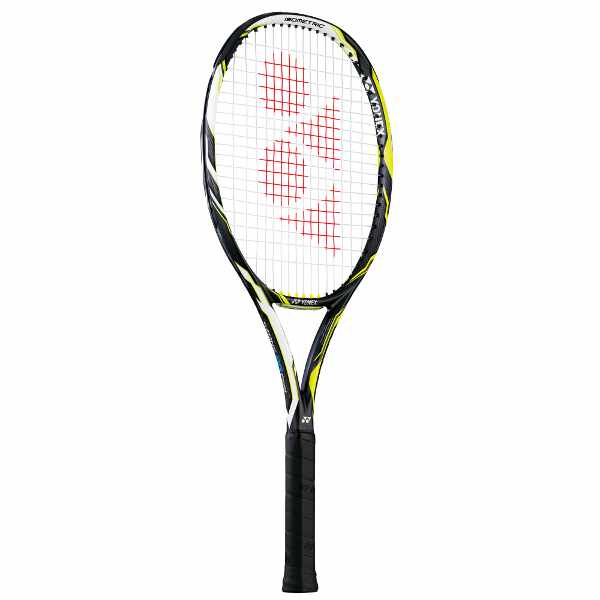 【ヨネックス】 硬式テニスラケット Eゾーン DRフィール(ガットなし) [サイズ:G0] [カラー:ダークガン×ライム] #EZDF-286 【スポーツ・アウトドア:テニス:ラケット】【YONEX】