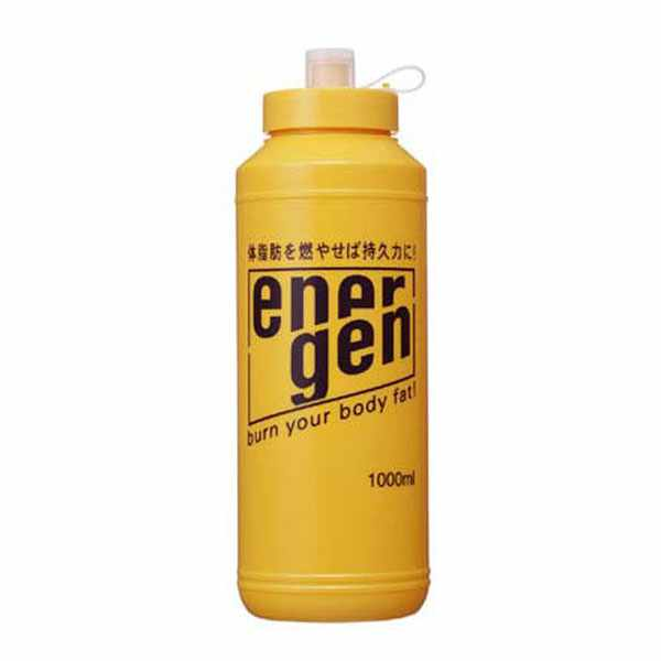 エネルゲン スクイズボトル スポーツキャップ 1L用 [サイズ:直径86×251mm] #5565