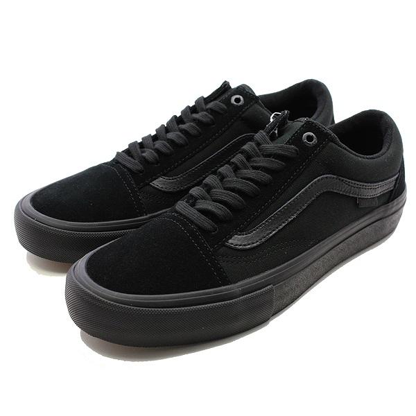 【バンズ】 バンズ オールドスクール プロ [サイズ:28.5cm(US10.5)] [カラー:ブラックアウト] #VN000ZD41OJ 【靴:メンズ靴:スニーカー】【VN000ZD41OJ】