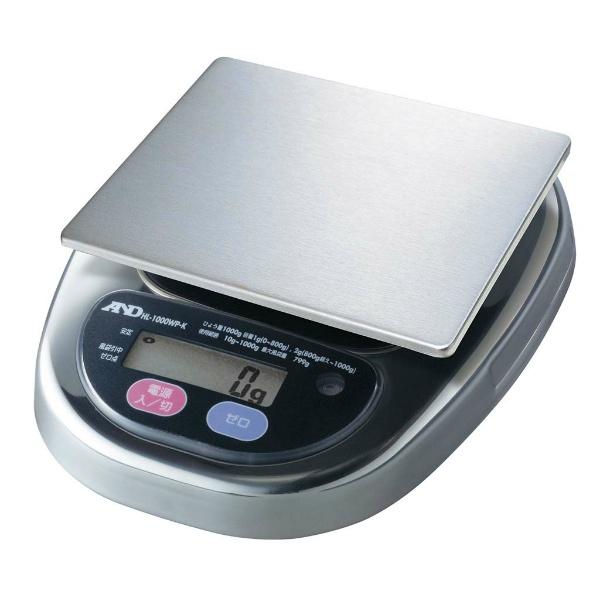 【エー・アンド・デイ】 A&D 防水・防塵デジタルはかり HL3000LWP 【キッチン用品:調理用具・器具:計量器:キッチンスケール】【A&D】