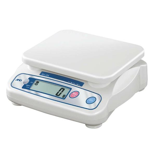 【エー・アンド・デイ】 A&D デジタルハカリ SH20K 20kg 【キッチン用品:調理用具・器具:計量器:キッチンスケール】【A&D】