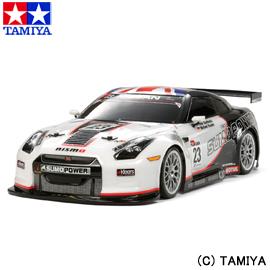 【タミヤ】 1/10 電動RCカ― No.488 SUMO POWER GT NISSAN GT-R (TA06シャーシ) 【玩具:ラジコン:オンロードカー:組み立てキット】【1/10RC ツーリングカー】【TAMIYA 1/10 SUMO POWER GT NISSAN GT-R (TA06 CHASSIS)】