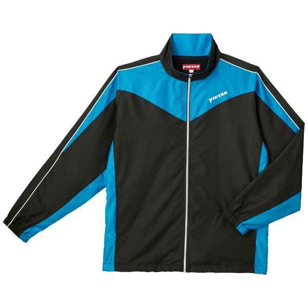 【ビクタス】 V-TJ031 ウインドブレーカージャケット [カラー:ブルー] [サイズ:XO] #033146-120 【スポーツ・アウトドア:スポーツ・アウトドア雑貨】【VICTAS】