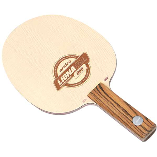 【アンドロ】 リグナFR オフ ST(ストレート) 卓球ラケット #10229201 【スポーツ・アウトドア:スポーツ・アウトドア雑貨】【ANDRO】