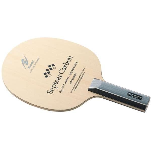【ニッタク】 セプティアーカーボン ST(ストレート) 卓球ラケット #NC-0412 【スポーツ・アウトドア:卓球:ラケット】【NITTAKU】