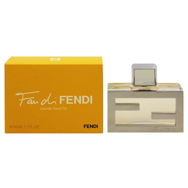 【フェンディ】 ファンディ フェンディ オーデトワレ・スプレータイプ 50ml 【香水・フレグランス:フルボトル:レディース・女性用】【ファンディ フェンディ】【FENDI FAN DI FENDI EAU DE TOILETTE SPRAY】