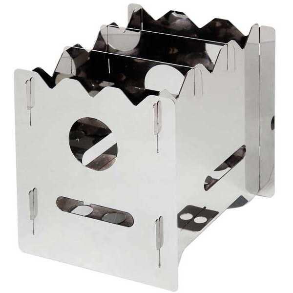 ホーボストーブ bk1 [サイズ:縦11.5×横13.8×高さ12.5cm] #12550