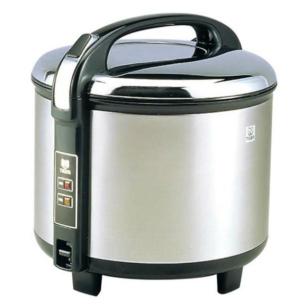 【タイガー魔法瓶】 タイガ― 炊飯ジャ― JCC-270P (ステンレス) 【キッチン用品:調理機器:厨房機器:炊飯器】【TIGER】