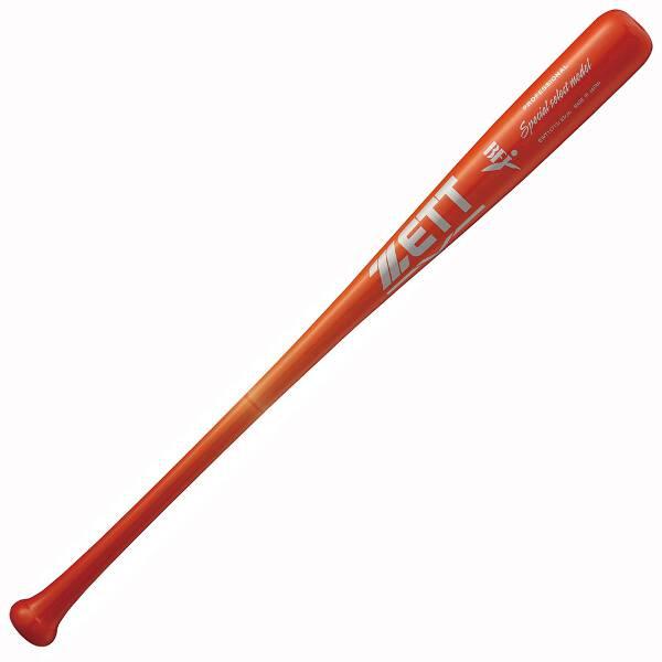 【ゼット】 野球用具 硬式用木製バット スペシャルセレクトモデル 83cm880g平均 [カラー:ライトレッド] #BWT14713-6300S 【スポーツ・アウトドア:野球・ソフトボール:バット:大人用バット】【ZETT】