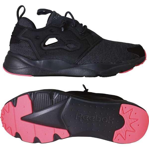 【リーボック】 フューリーライト ソール [サイズ:24.0cm] [カラー:ブラック×グラベル] #BD4624 【スポーツ・アウトドア:スポーツ・アウトドア雑貨】【REEBOK FURYLITE SOLE】