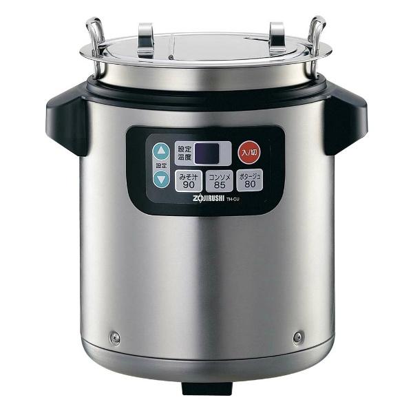 【象印マホービン】 象印 マイコン スープジャ― TH-CU080 8L 【キッチン用品:調理機器】【ZOUJIRUSI MAHOBIN ELECTRIC SOUP WARMER】