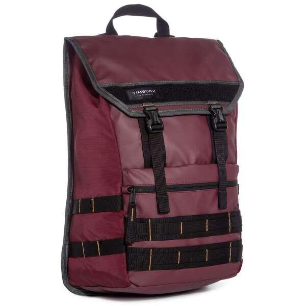 【ティンバック2】 ロウグパック バックパック [カラー:メルロー] [容量:25L] #42235433 【スポーツ・アウトドア:アウトドア:バッグ:バックパック・リュック】【TIMBUK2 Rogue Laptop Backpack】