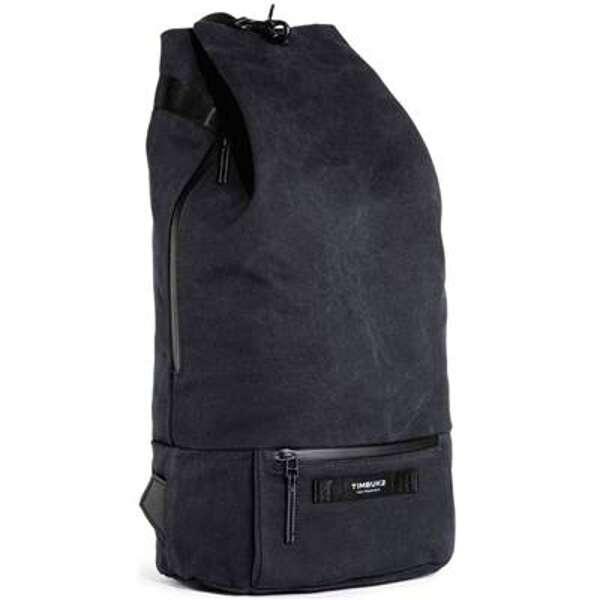 【ティンバック2】 ヒッチパック S バックパック [カラー:ジェットブラック] [容量:22L] #104826114 【スポーツ・アウトドア:スポーツ・アウトドア雑貨】【TIMBUK2 Hitch Backpack S】